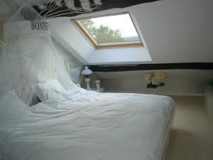 Pas de probl me chambres d 39 h tes - Witte en blauwe kamer ...